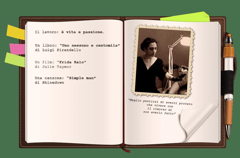 Notebook Serena Nocera